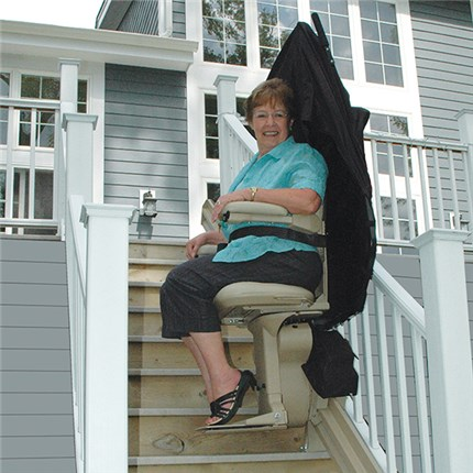 san diego outdoor outside exterior bruno stairlifts